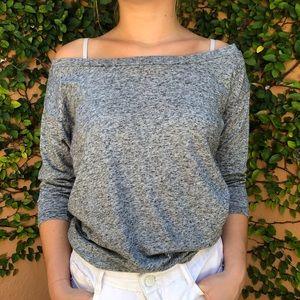 H&M Off Shoulder Mid-Sleeve